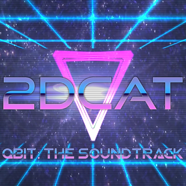 2DCAT - Qbit the soundtrack